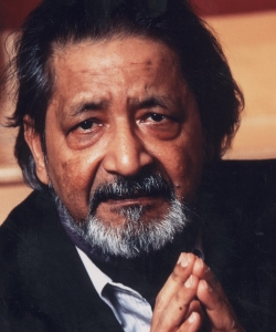 VS Naipaul 1932-2018