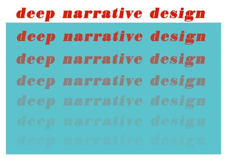 Euroscript's Deep Narrative Design workshop