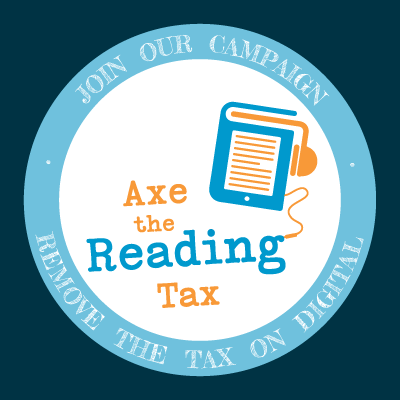 Axe the Reading Tax! End prejudice against digital readers