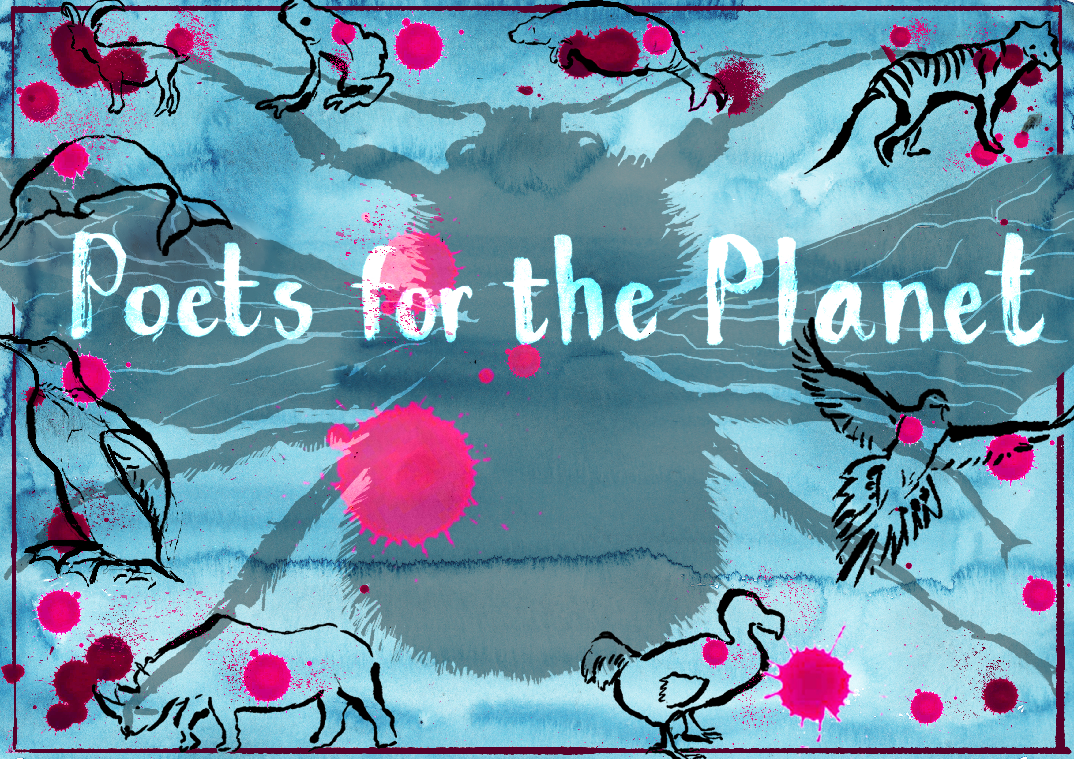 Verse Aid: Poems for the Earth - all-day poem-a-thon (8 February 2020 - 11AM to 6PM)