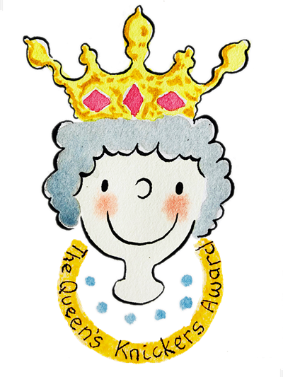 The Queen's Knickers Award to celebrate 'quirky' illustrated kids' books