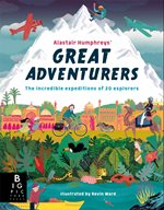 Illustrated adventure book wins 2019 ALCS Educational Writers Award